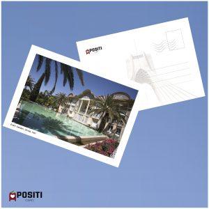 Shiraz Eram Garden postcard