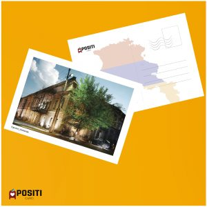 Armenia Gyumri postcard