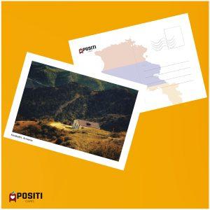 Armenia Karabakh postcard