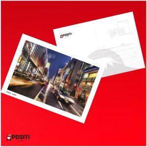 Tokyo postcard - 0125
