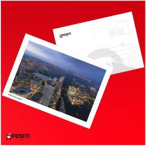 Yokohama postcard