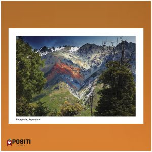 Argentina Patagonia postcard