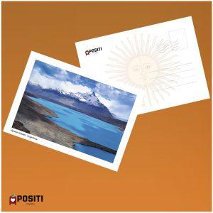 Argentina Upsala Glacier postcard