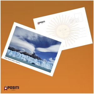 Perito Moreno Glacier postcard