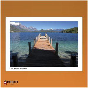 Argentina Lago Moreno postcard