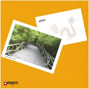 China Yanoda Rainforest postcard